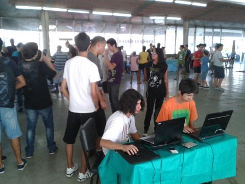 1º GAME TRUE Cachoeira Paulista